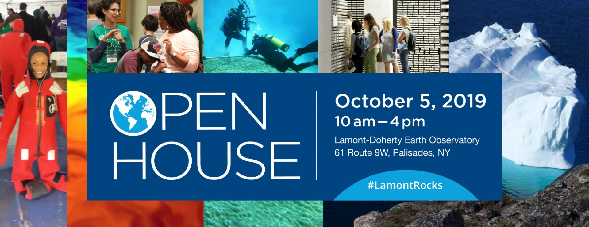 LDEO Open House - October 5, 2019